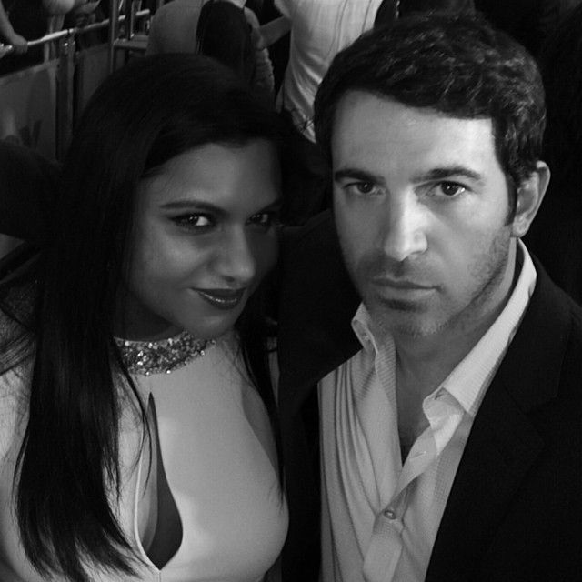 Mindy Kaling and Chris Messina - The Mindy Project