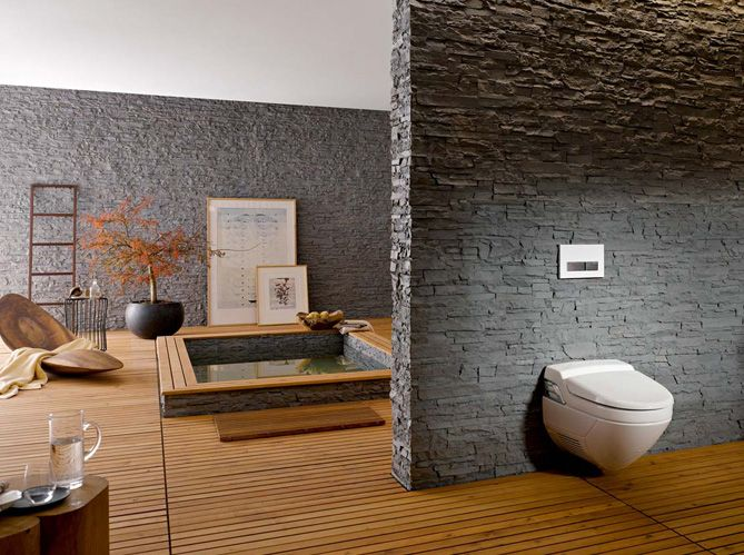 Salle de bains japonaises sur pinterest japanese bath for Decoration maison japonaise
