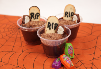 Quick and easy zombie dirt dessert is a fun recipe to make with kids quick and easy zombie dirt dessert is a fun recipe to make with kids see forumfinder Images