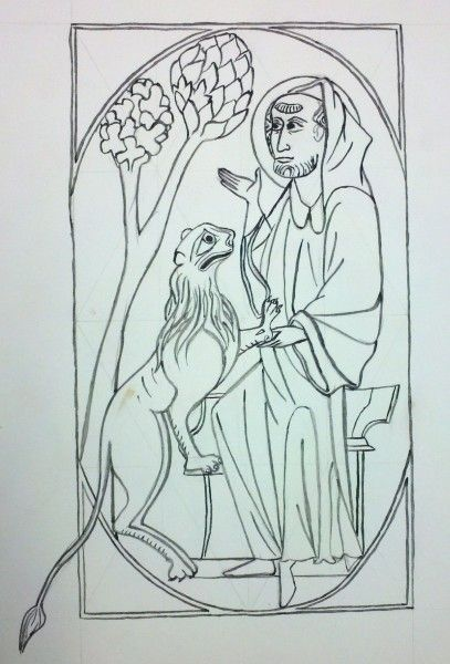 Western Iconography Work By Students From Thomas More College Of
