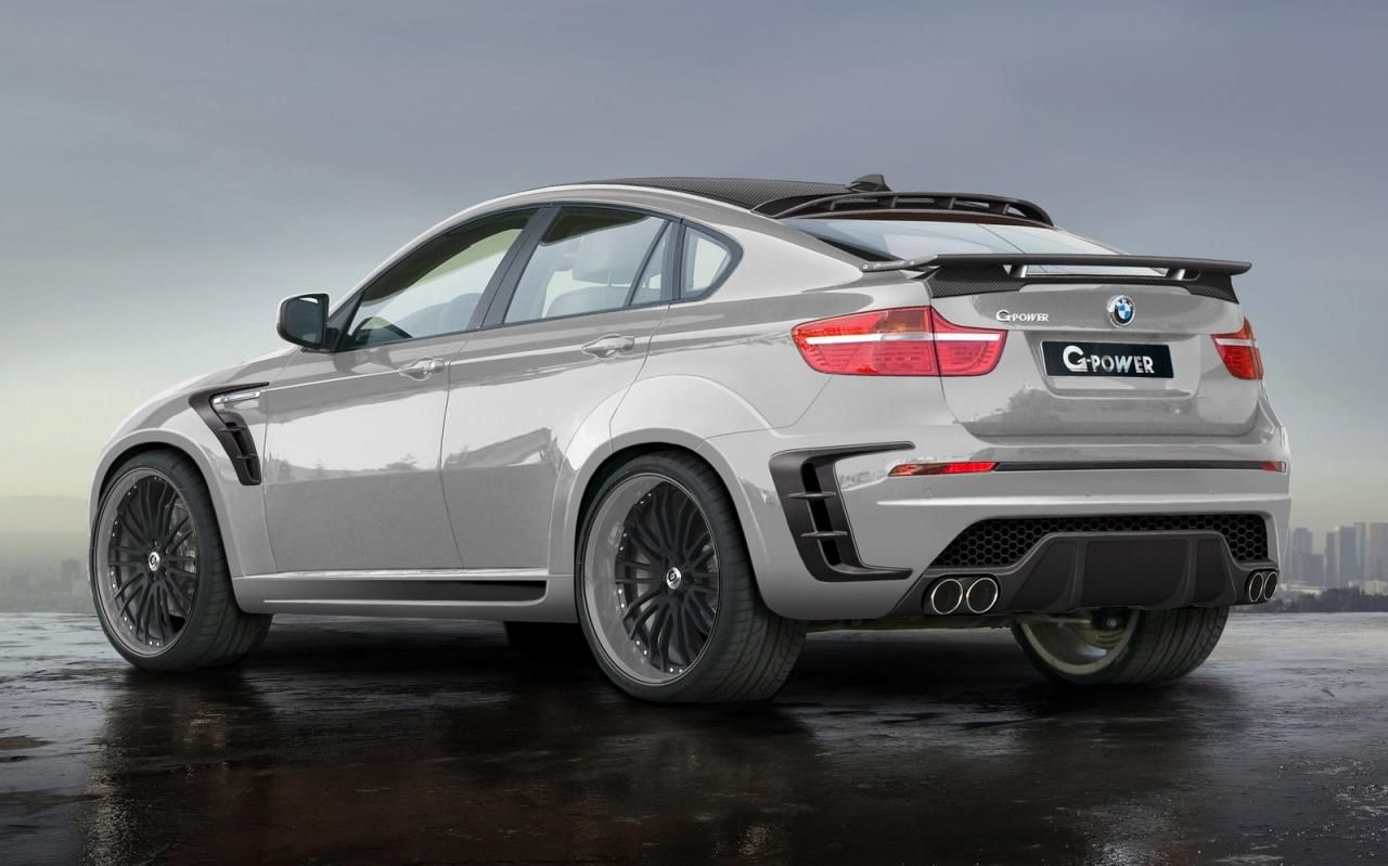 With 900 Hp And A Top Speed Of More Than 330 Km H G Power Is Building The World S Fastest Suv Based On The Bmw X6 M In A Limited Editi In 2020