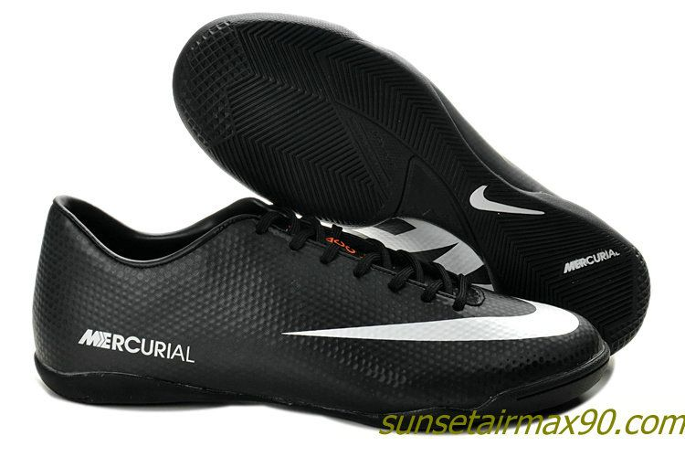 Nike Football Boots Nike Mercurial Victory Iv Indoor Soccer Cleats Black White Atomic Red Nike Football Boots Football Boots Soccer Shoes