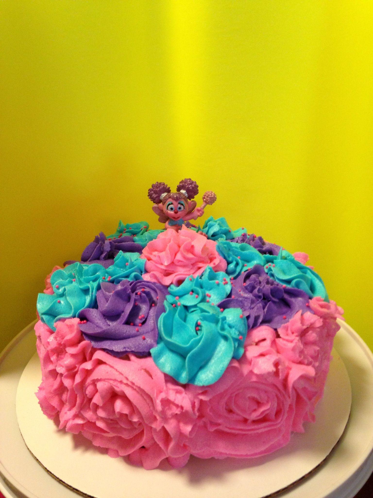 Abby Cadabby Smash Cake Smash Cake Girl Cake Smash