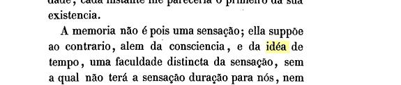 Gonçalves de Magalhaens, Factos do Espírito Humano,1858