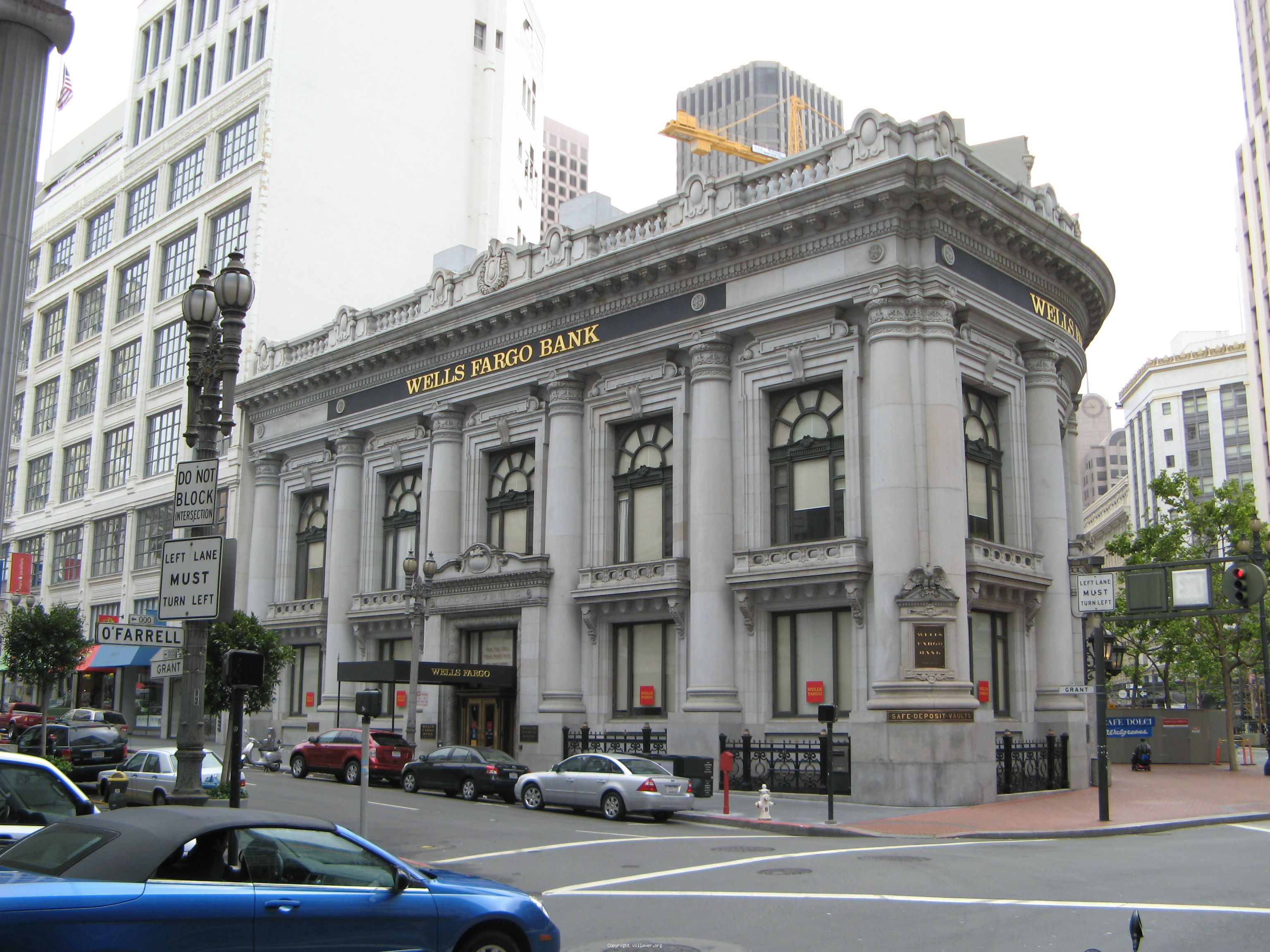 Top wells fargo building san francisco google search for Top architects san francisco