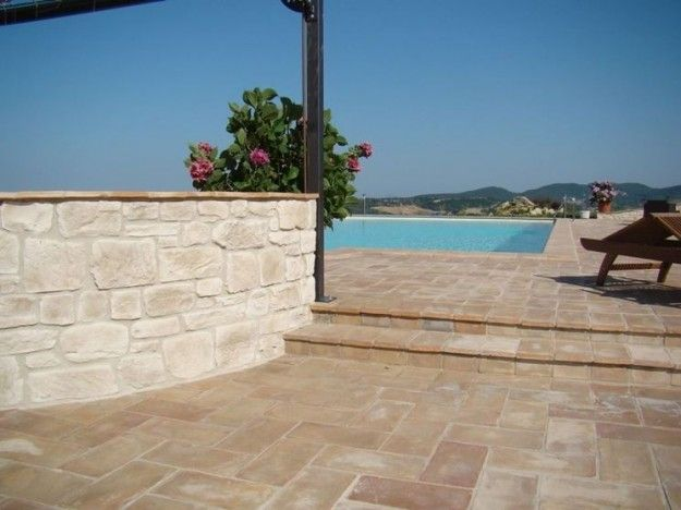 Come pavimentare un terrazzo on the porch tarasy