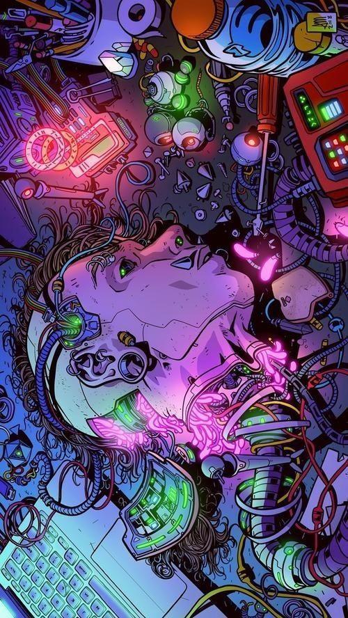r/Cyberpunk - Braindead Cyberpunk