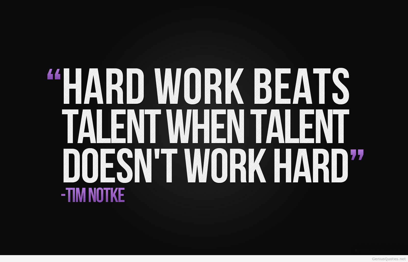 Hard Work Quote Amazing Hd Wallpaper