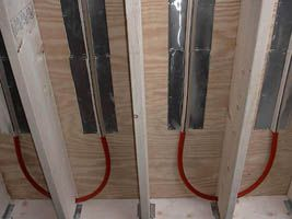 The Floor Joist Installation Diy Radiant Floor Heating