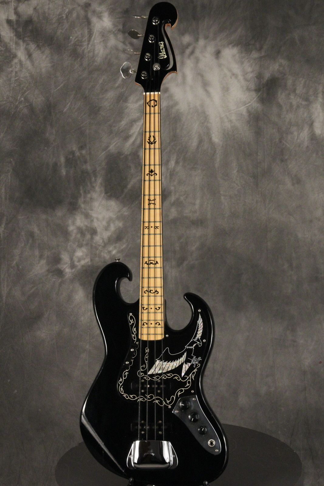 1970s Ibanez 2609b Black Eagle Bass 13 Some Of My Dream Basses