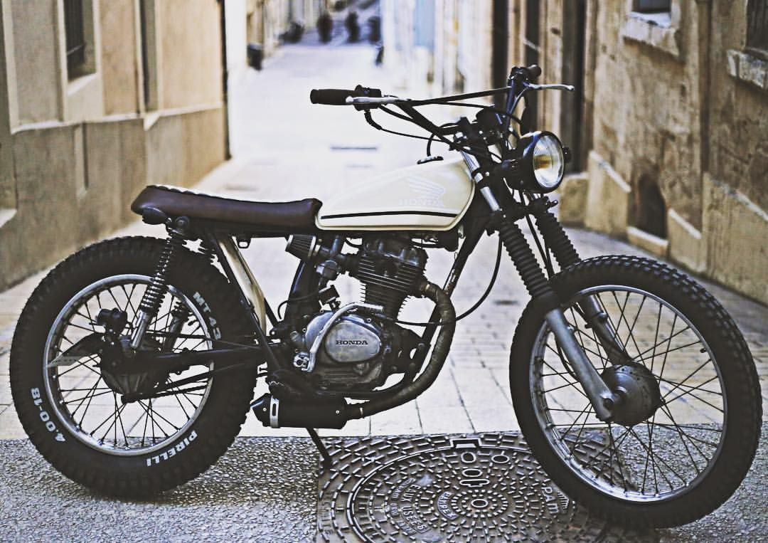 Honda Xl 125 125cc Enduro Motard