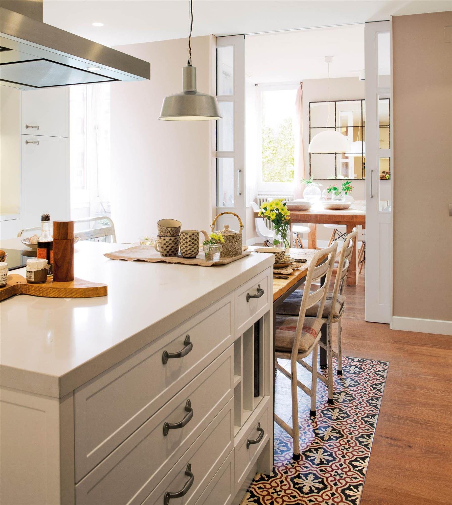 Baño abierto al dormitorio_00438429 | Suelos, Ideas y Cocinas
