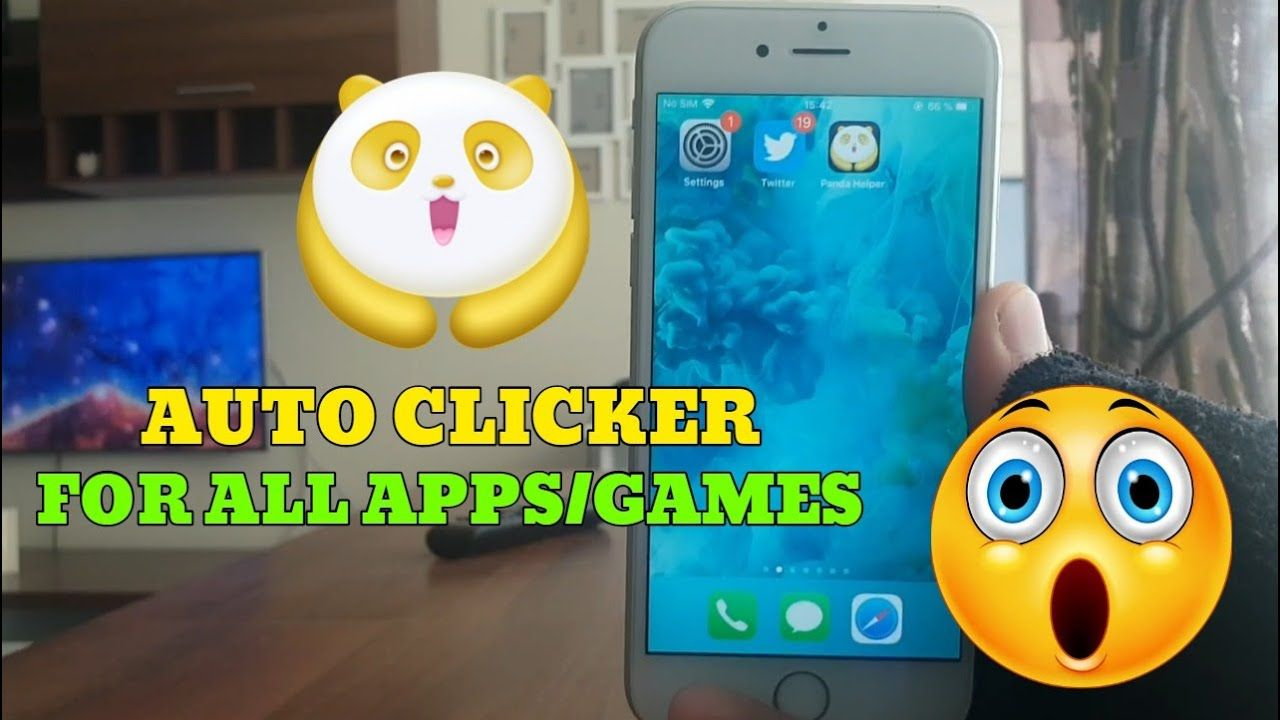 Auto clicker for mobile iphoneandroid how to get auto
