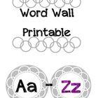 Word Wall $1.50