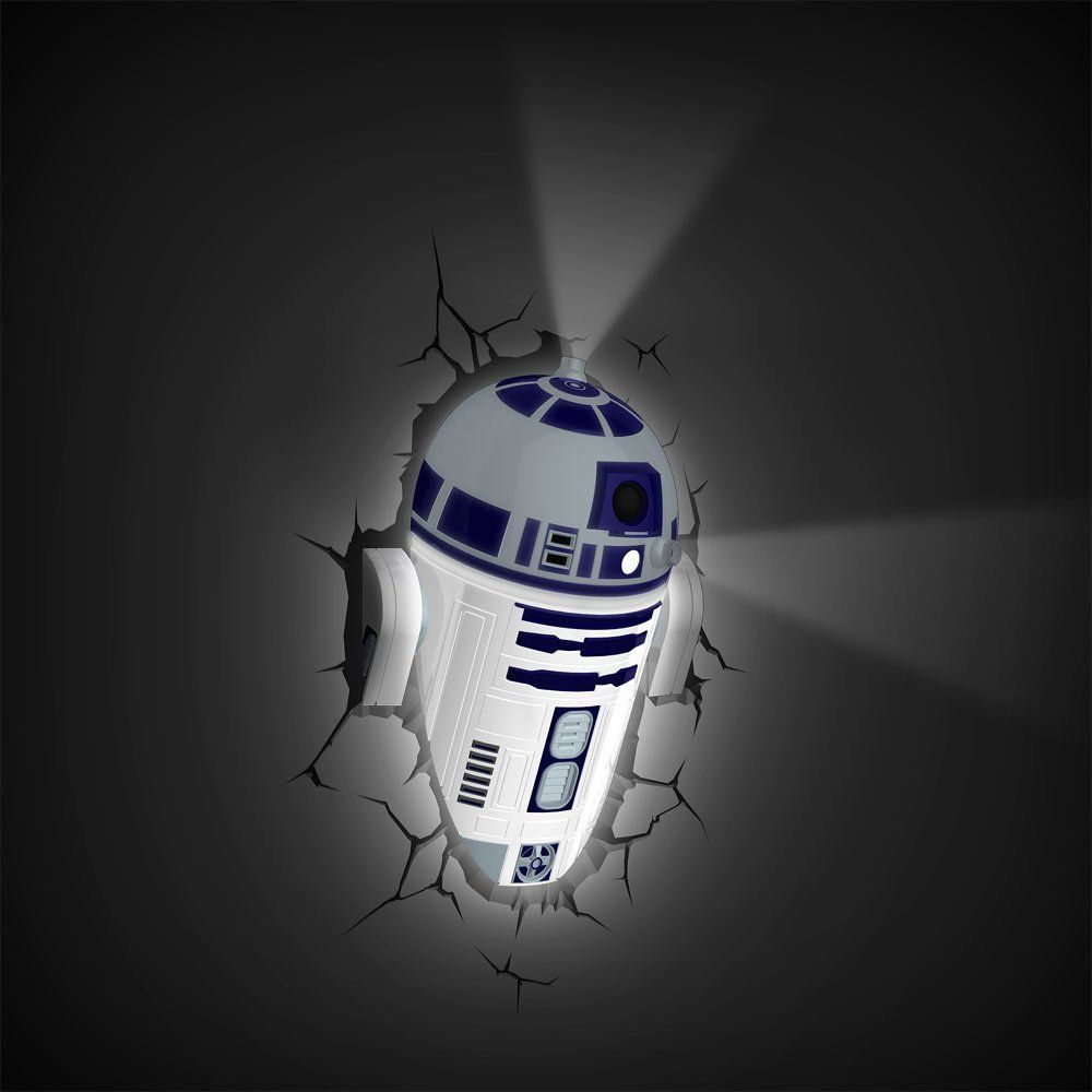 Star Wars Wall Lights Big Boys Awesome Toys Star Wars Room
