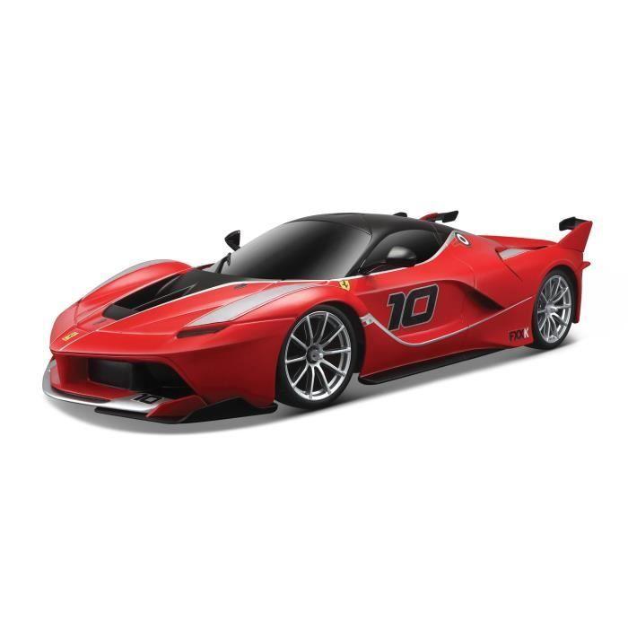 MAISTO Tech Voiture télécommandée 1/14 rc Ferrari fxx k batteries incluses