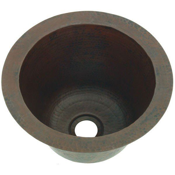Trenton Round 10 Inch Bar Sink Bar Sink Sink Undermount Bar Sink