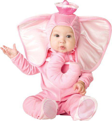 Pink Elephant - Traje para niños - de 18 a 24 meses Childs Play