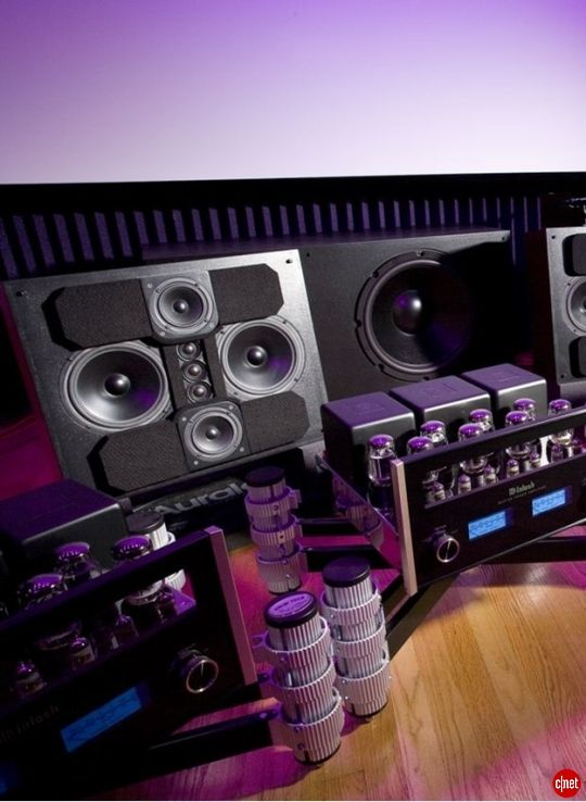 The Center Channel Array of the Kipnis Studio Standard (KSS) - Ultimate Home Theater; 1 of 12.12 channels! & The mother of all home theaters | Steve guttenberg