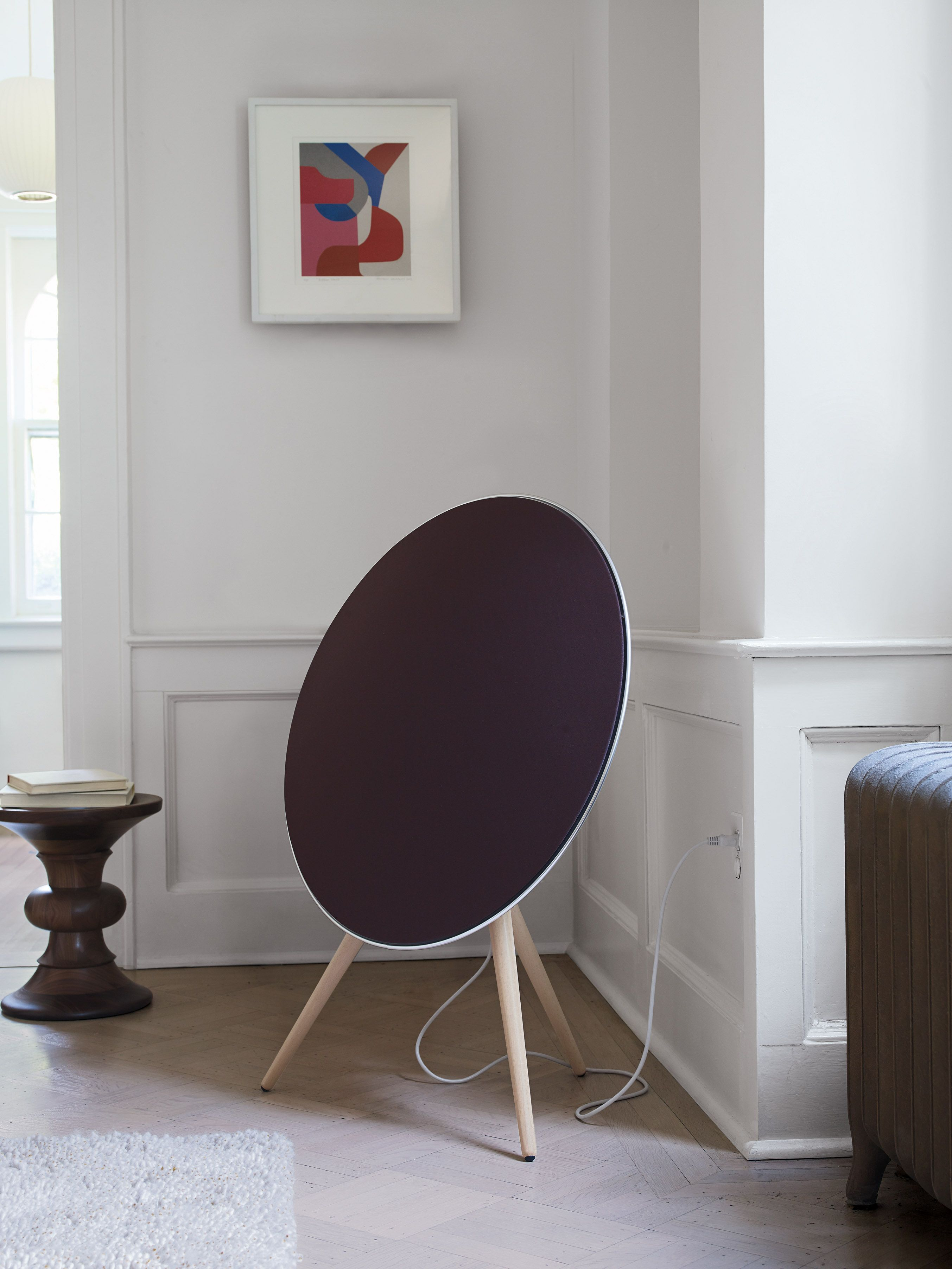 bang olufsen is now at dwr beoplay a9 sound system. Black Bedroom Furniture Sets. Home Design Ideas