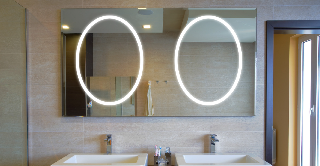 Backlight LED Mirror Tailored Lighting Bathroom l59