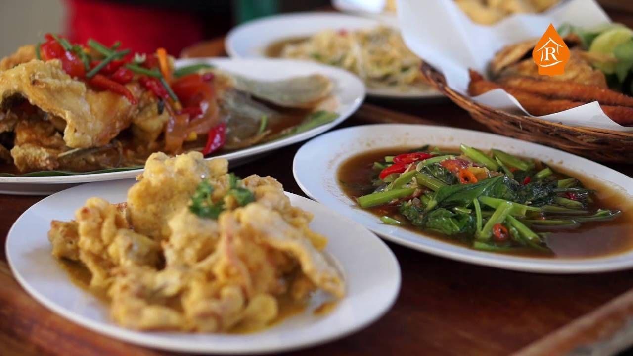 Warung Apung Rahmawati Rumah Makan Enak Makanan Daging Ayam
