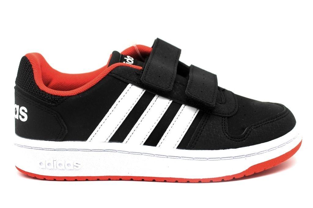 Donna K Wrnozqwexy Adidas B76067 Nero Bambini 2 Sneakers Hoops 0 Scarpe g0w6qxaB