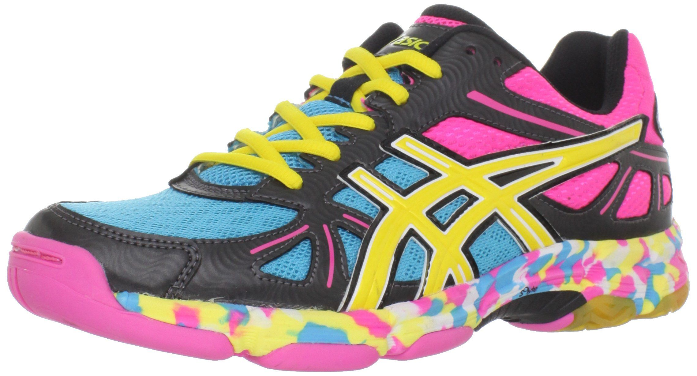 Amazon.com: ASICS Women's GEL-Flashpoint Volleyball Shoe: Clothing