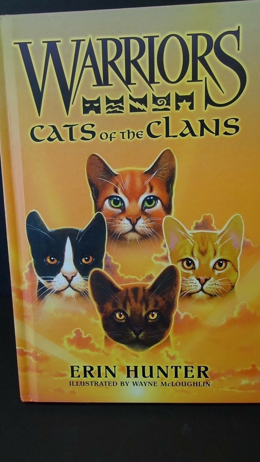 Warriors Field Guide Cats of the Clans No. 2 by Erin