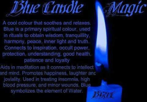 Candle color #candlecolormeanings