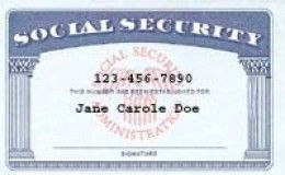 United States Social Security How To Get A New Or Replacement