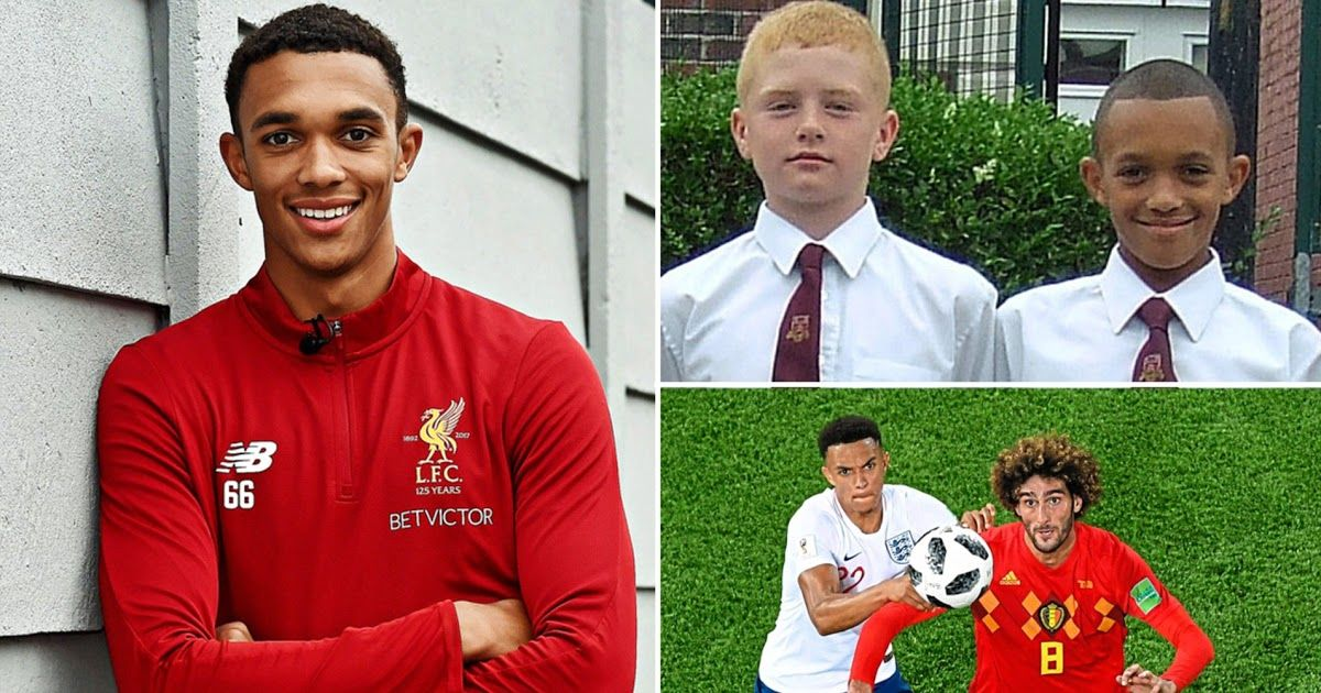 Pin By Football Wallpaper 2020 On Alexander Arnold In 2020
