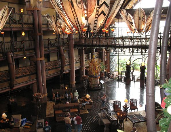 Infomation About The Animal Kingdom Lodge At Disney World Florida One Of Best Hotels