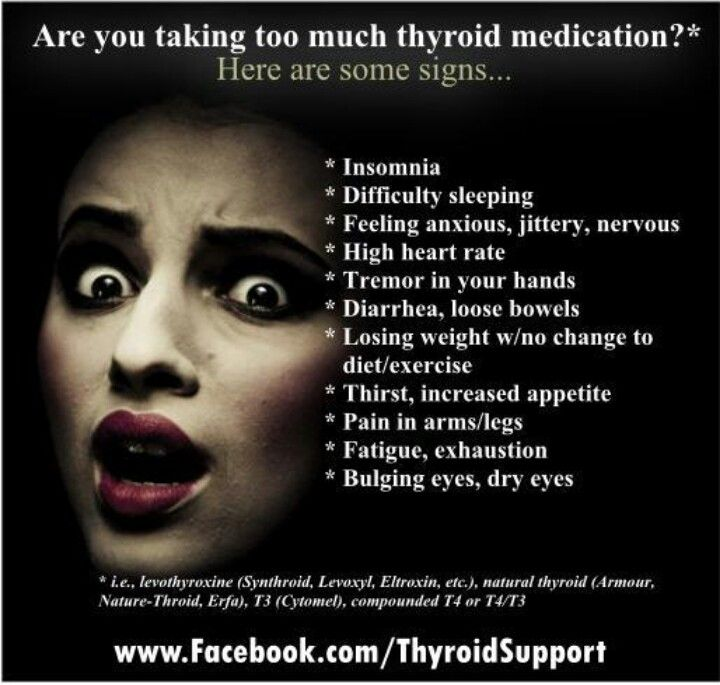 side effects of synthroid medication