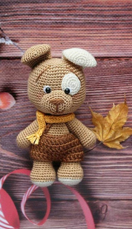 30 Models Of Crochet Toys Free, Any Child Will Love The New 2019 - Page 7 of 30 :  amigurumi free p