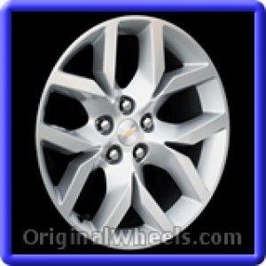 Chevrolet Hhr Wheels Rims Hollander 5614 Chevrolet Hhr