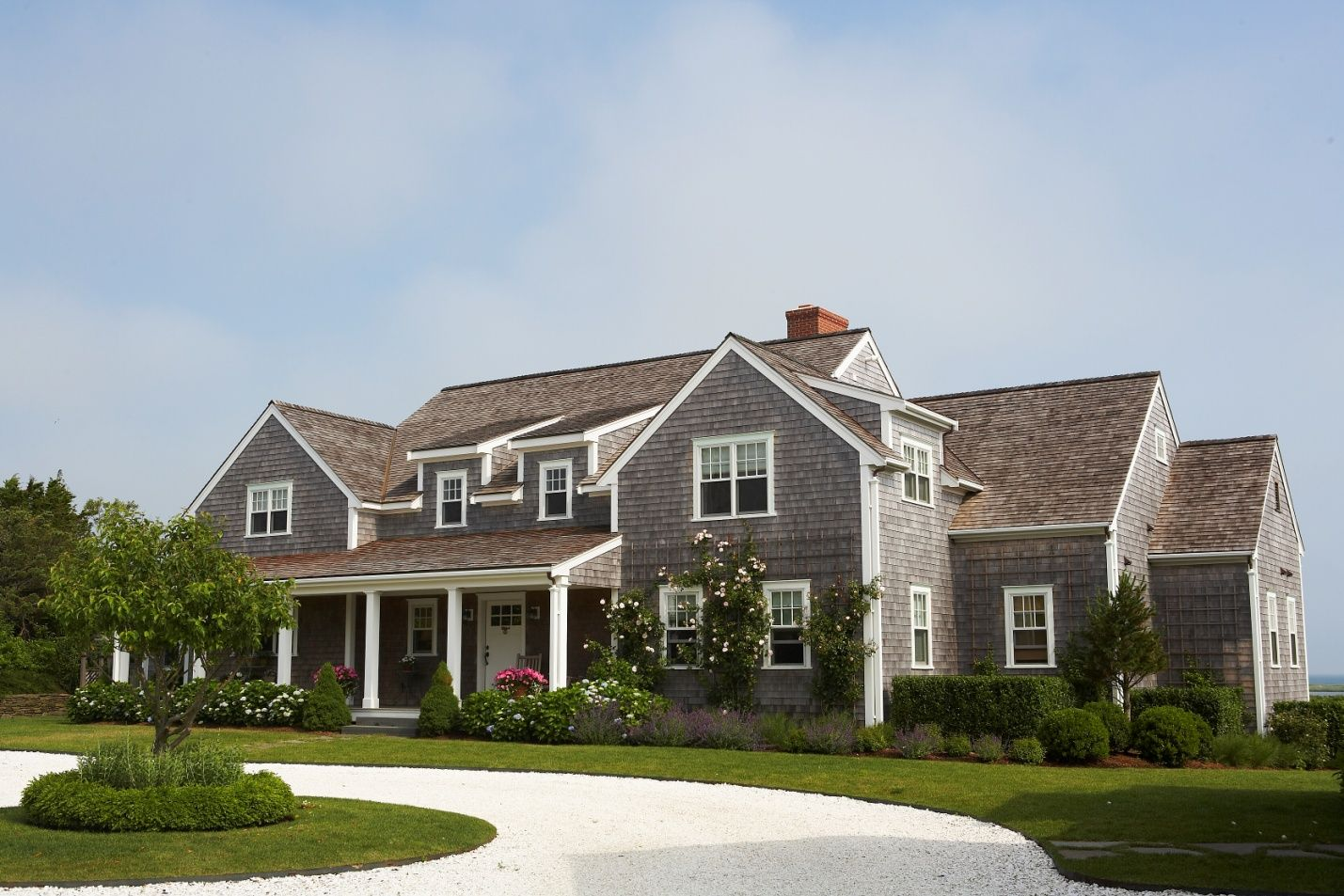 Nantucket shingle style home house design plans for Nantucket house plans