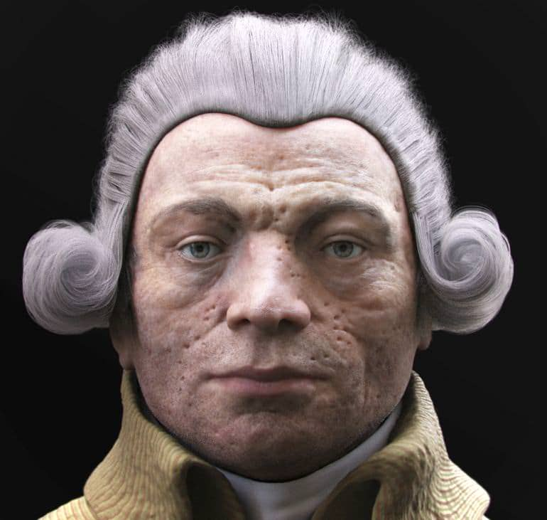What Historical Figures Really Looked Like Will Change How