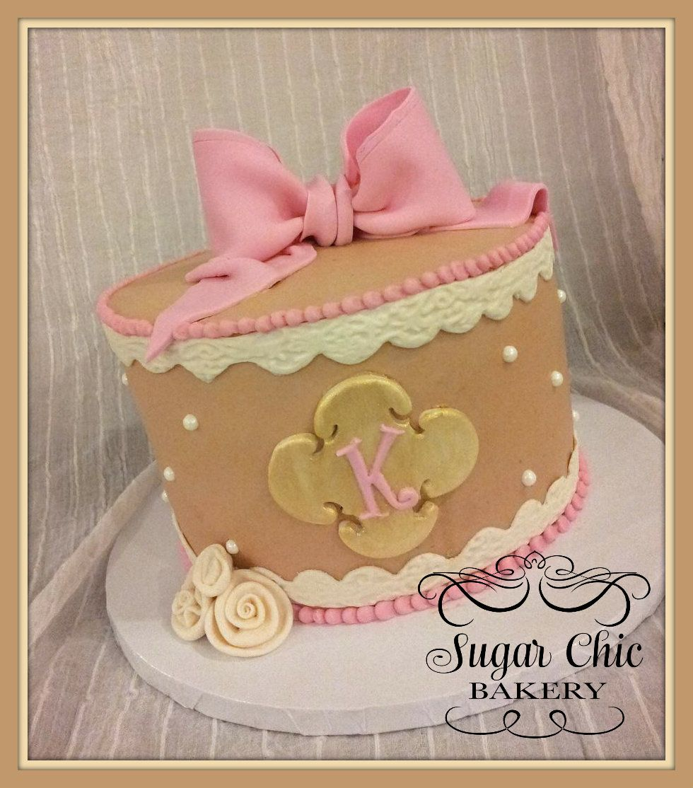 Birthday Cakes Vintage Themed Cake Cupcakescakes Pinterest