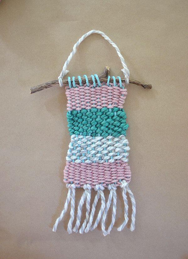 Weaving With Kids Art Ed Weaving For Kids Weaving