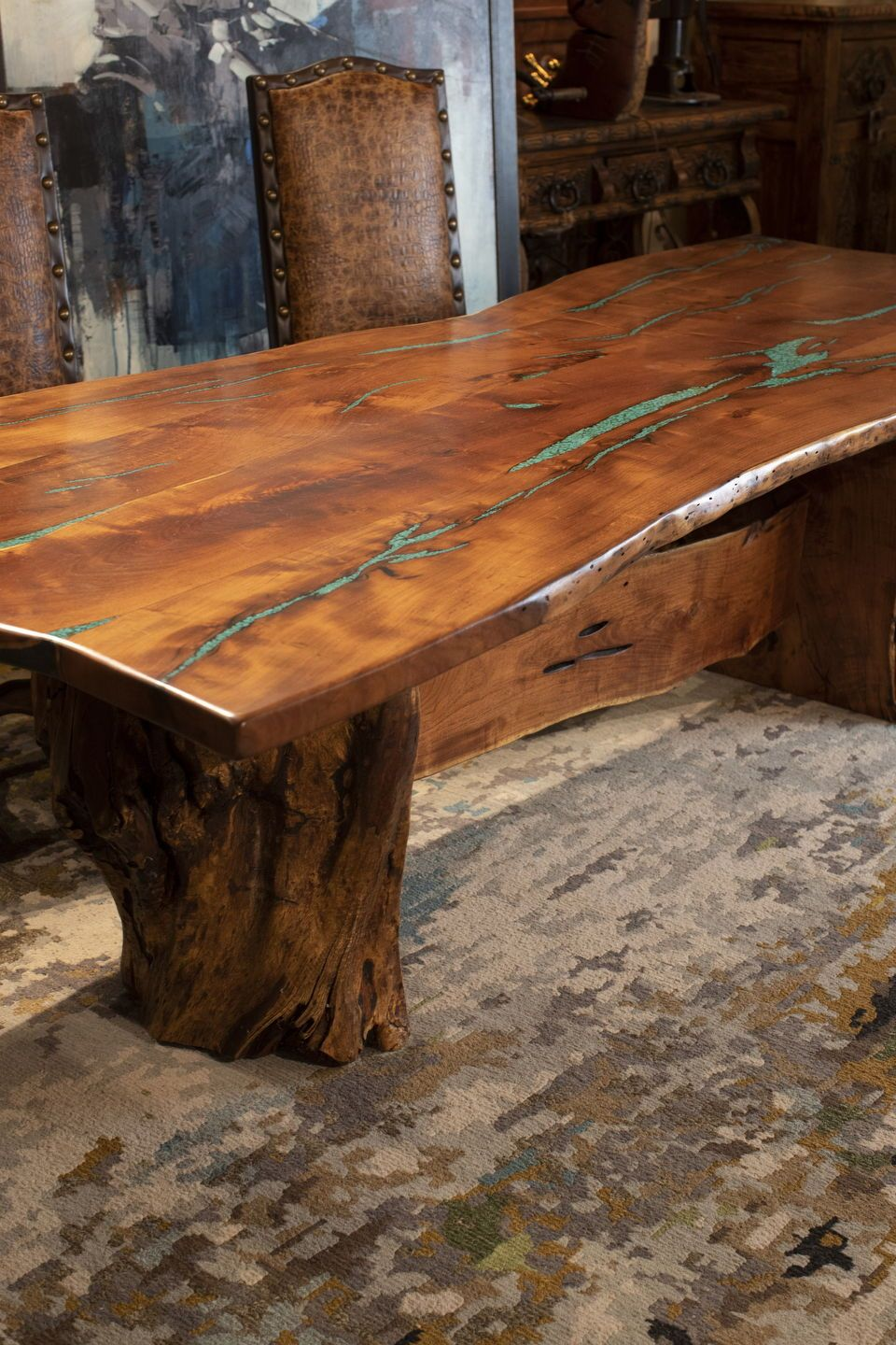Mesquite Dining Table Brumbaugh S Fine Home Furnishings In 2020