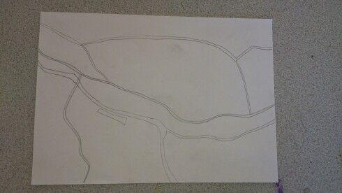 Muirfield abstract map 2