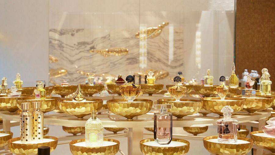 De Parfums Fragrance Parfum GuerlainSublimissime Présentoir RjL54A3q