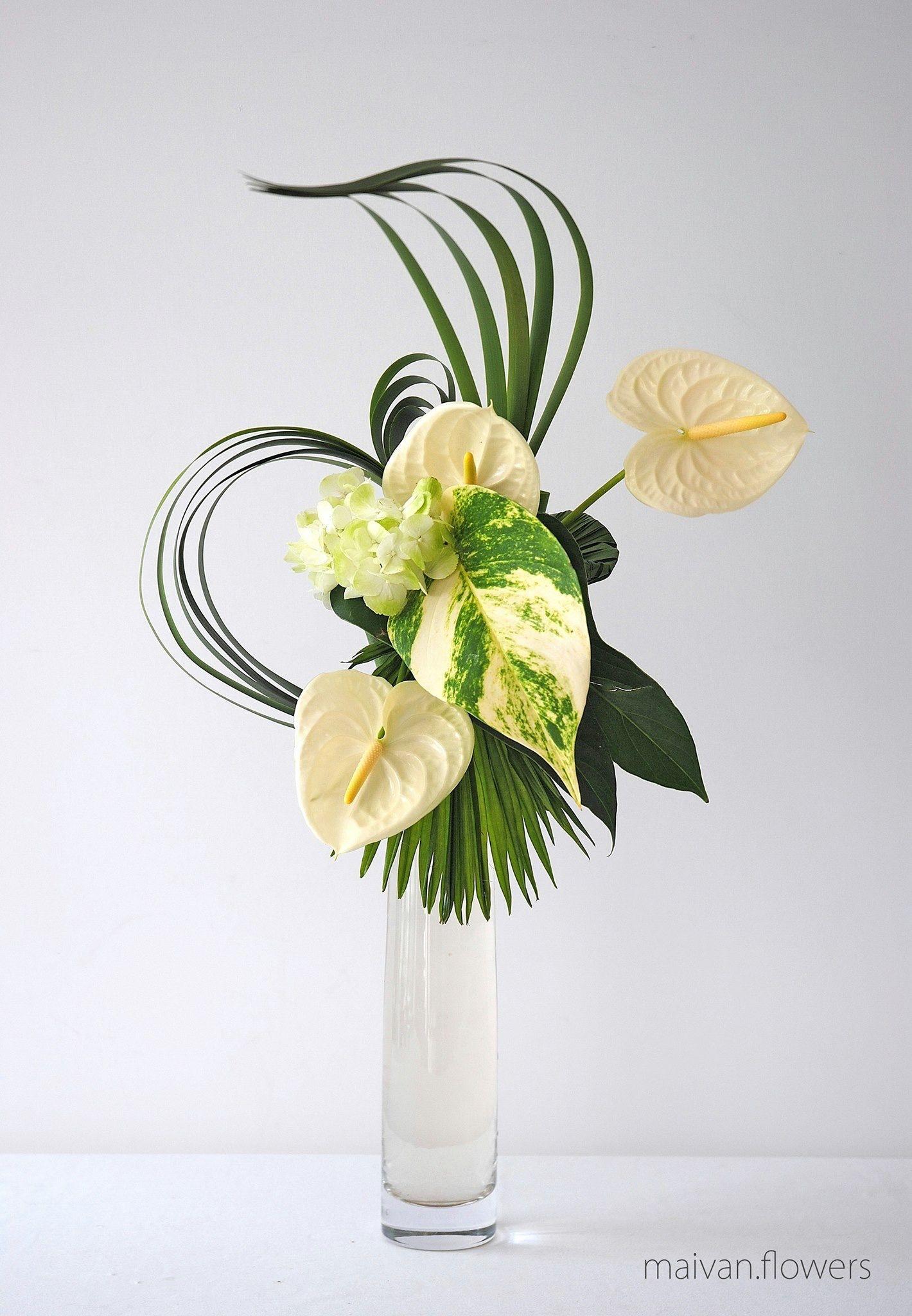 Vans Mit Blumenmuster Blumen Dekoration Ideen