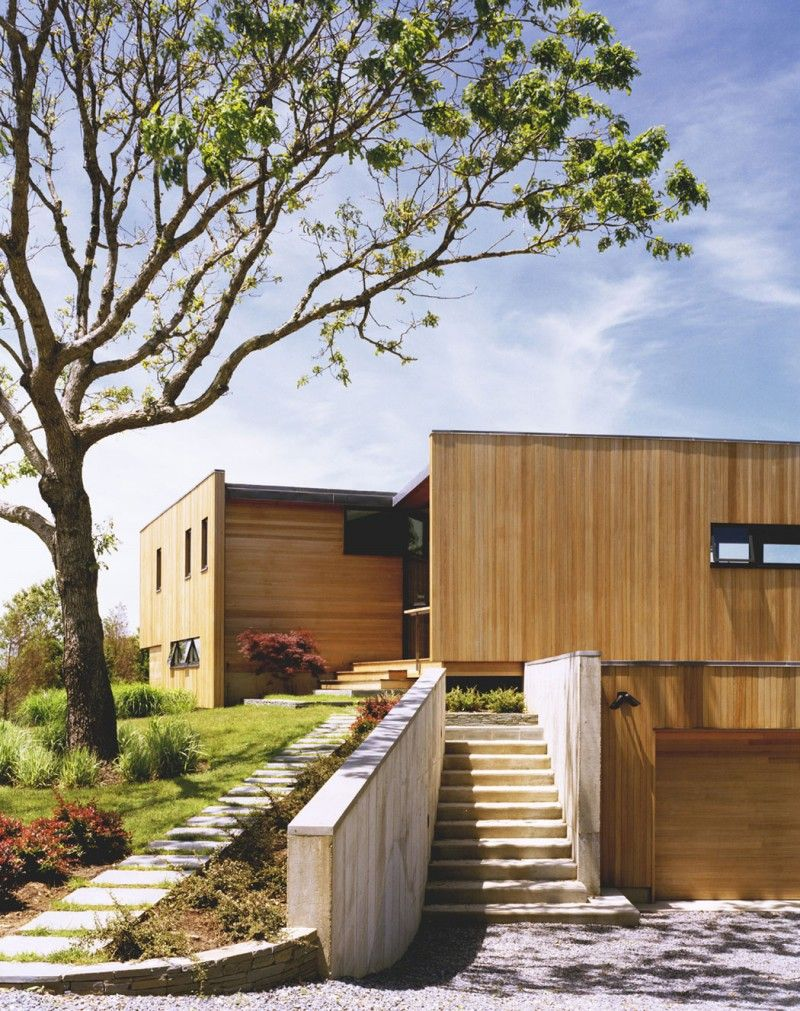 Bluff house by robert young architecture