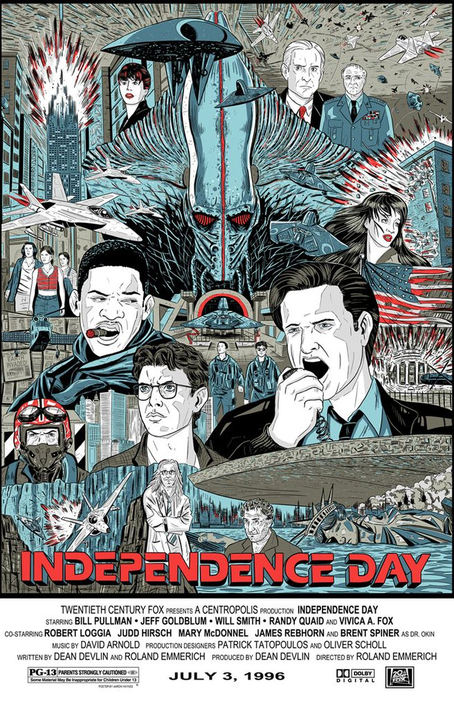 Independence Day Cinema