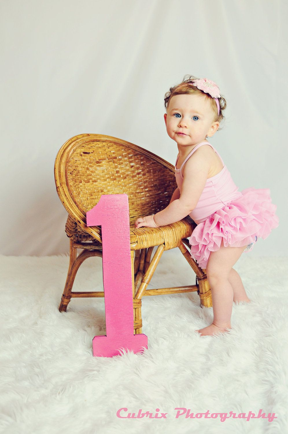 Wooden Photography Prop Numbers - 1,2,3. $33.00, via Etsy.