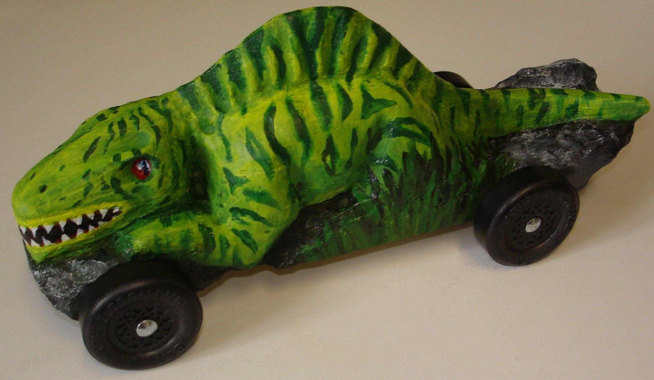 winkel pinewood derby cars