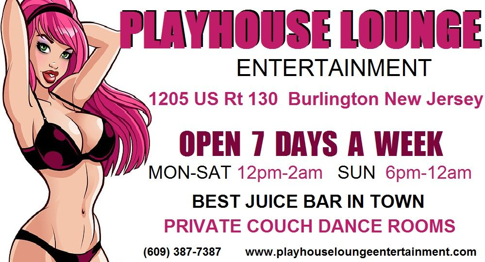 The @playhousenj is the Delaware Valley's top adult entertainment venue  featuring the area's prettiest and