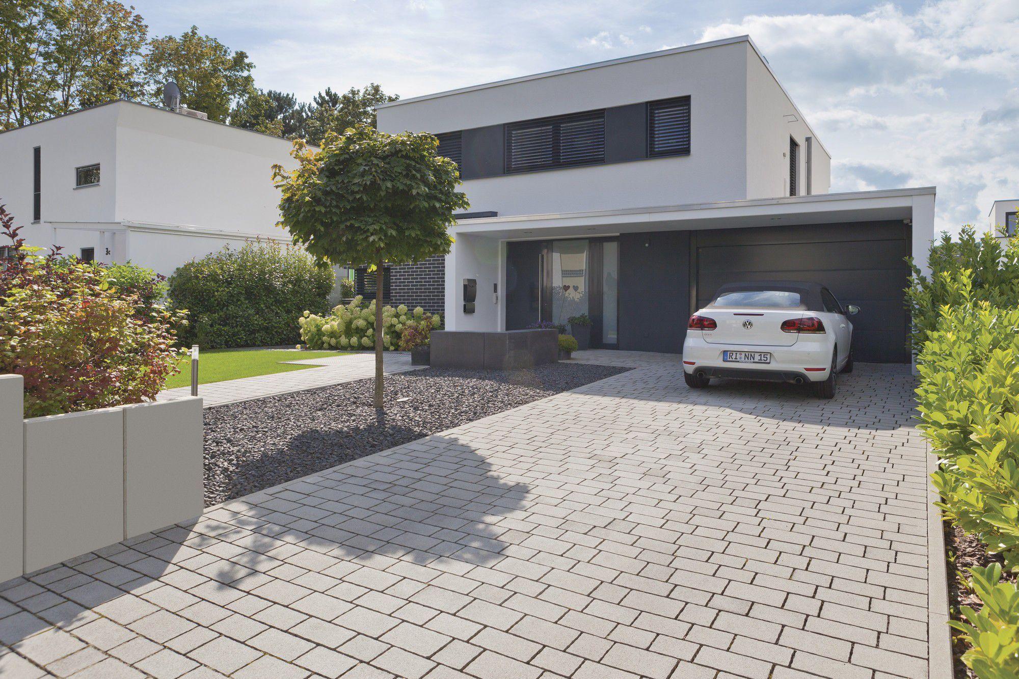 bildergebnis f r pflastersteine beton mit natursteinen kombiniert pflastersteine beton haus